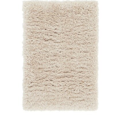 Cream Area Rug Rug Size: 2 x 3