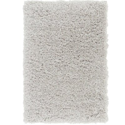 Silver Area Rug Rug Size: 2 x 3