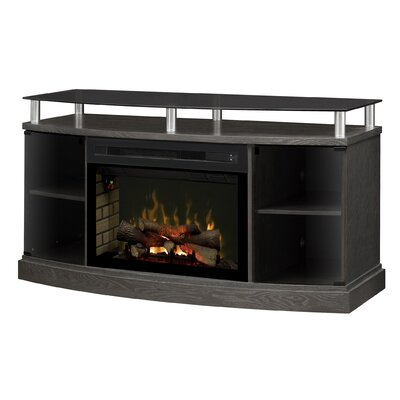 Windham TV Stand with Electric Fireplace Insert Style: Realogs