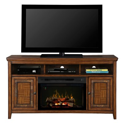 Lynbrook 60 TV Stand with Fireplace Insert Style: Realogs