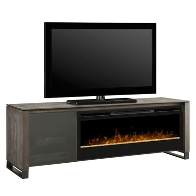 Howden TV Stand with Electric Fireplace