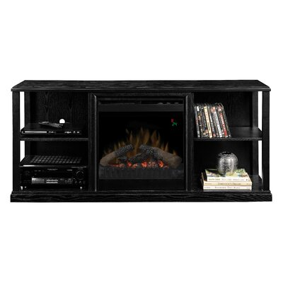 Jayden TV Stand with Electric Fireplace