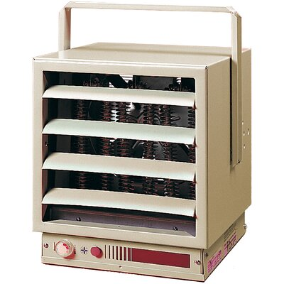 Dimplex Industrial Unit 10,236/7,677 BTU 3 Phase Ceiling Mount Space Heater with Adjustable Thermostat at Sears.com
