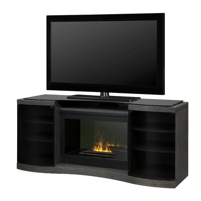 Quintus Opti-Myst 73 TV Stand with Fireplace
