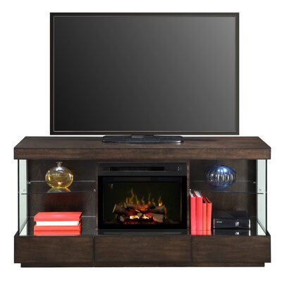 Camilla TV Stand with Electric Fireplace Insert Style: Realogs