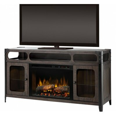 60 TV Stand with Fireplace Firebox Type: Realogs (XHD)