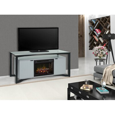 Christian 70 TV Stand with Fireplace Firebox Type: Realogs