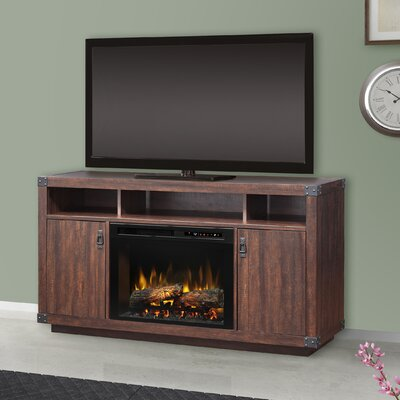 Firebox 59.375 TV Stand with Fireplace Firebox Type: Realogs (XHD)