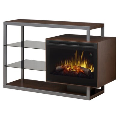 Hadley 50 TV Stand with Electric Fireplace