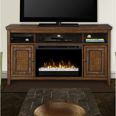 Lynbrook 60 TV Stand with Electric Fireplace