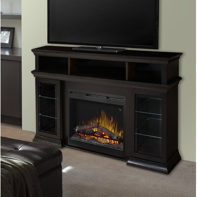 Bennett 60 TV Stand with Electric Fireplace