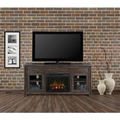 Woolbrook 68 TV Stand with Fireplace Insert Style: Realogs