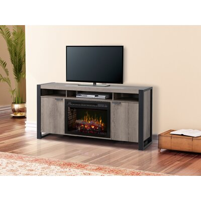 Pierre 61 TV Stand with Fireplace