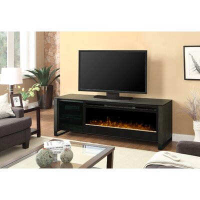 Howden 75 TV Stand with Fireplace