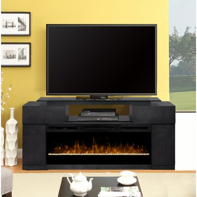 Concord 73 TV Stand with Electric Fireplace