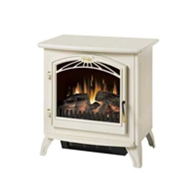 Clapton Electric Stove in Cream