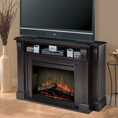 "Dimplex Langley 55"" TV Stand with Electric Fireplace at Sears.com"
