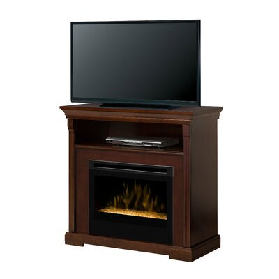 Dimplex Thorton Media Console Electric Ember Bed Fireplace at Sears.com