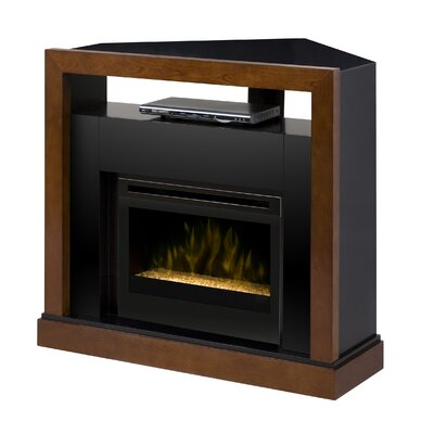 Dimplex Tanner Media Console Electric Ember Bed Fireplace at Sears.com