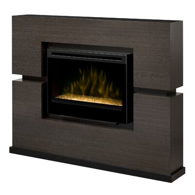 Dimplex Linwood Mantel Electric Ember Bed Fireplace at Sears.com