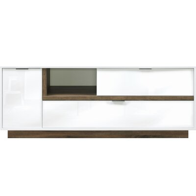 Aryana 62 TV Stand with LED Light