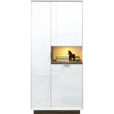 Aryana Armoire with LED Light