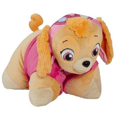 Nickelodeon Paw Patrol Skye Plush Chenille Throw Pillow