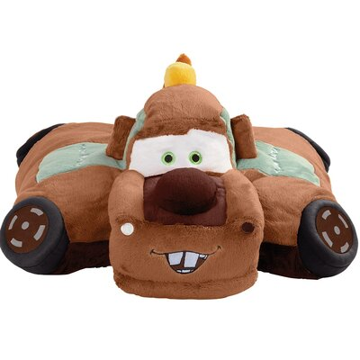 Disney Cars Tow Mater Throw Pillow