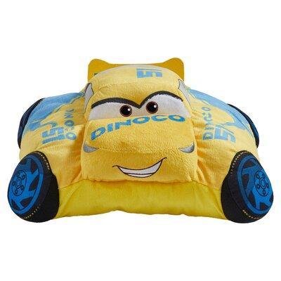 Disney Cars Cruz Ramirez Throw Pillow