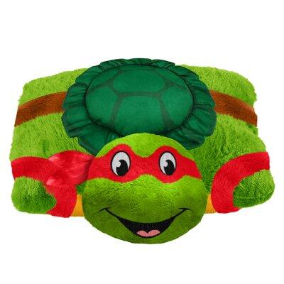 TMNT Rafael Throw Pillow