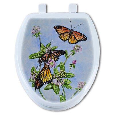 Irish Monarch Elongated Toilet Seat