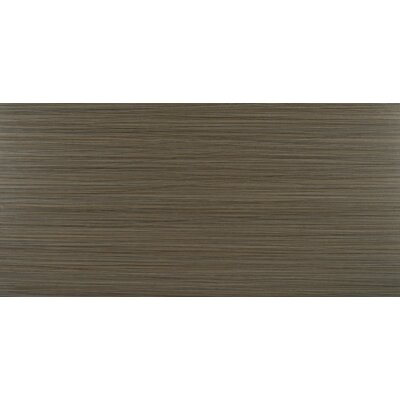 Bamboo 12 x 24 Porcelain Field Tile in Taupe