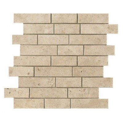 Everstone 12 x 24 Porcelain Mosaic Tile in Ever-Claire