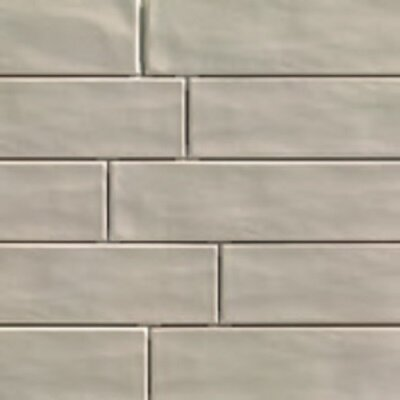 Organic Brick 3 x 12 Porcelain Field Tile in Sand