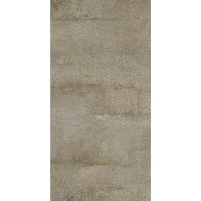 Coastal Glaze 12 x 24 Porcelain Field Tile in Carmel