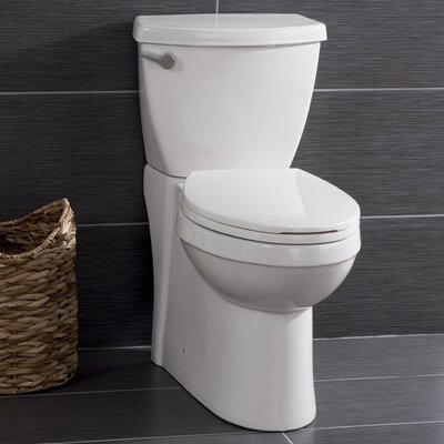 High Efficiency Leisure Height 1.28 GPF Elongated Two-Piece Toilet