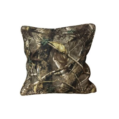 Cerritos Oak Timber Throw Pillow