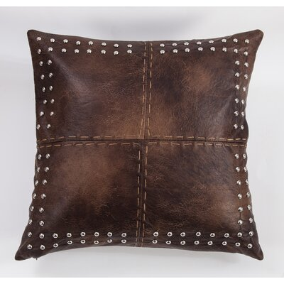 Marcella Studded Throw Pillow