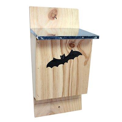 "15.75"" x 7.5"" x 6"" Bat House"