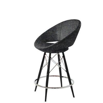 Redington 29 Bar Stool Leg Color: Black