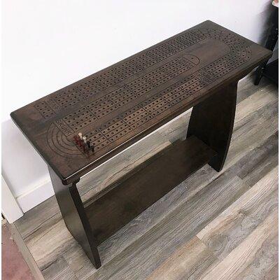 "13"" Cribbage Board Multi-Game Table M2TAB"