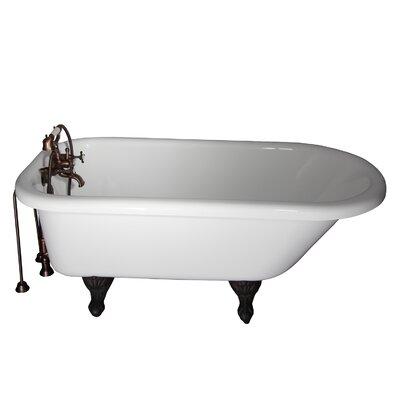 60 x 24.5 Soaking Bathtub Kit