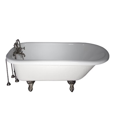 67 x 25.5 Soaking Bathtub Kit