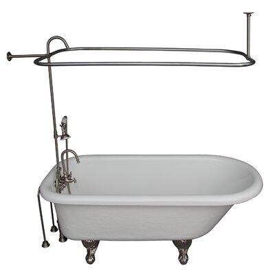 60 x 29.5 Soaking Bathtub Kit