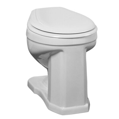 Victoria High 1.6 GPF Round Toilet Bowl