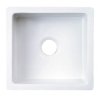 Silvia 18 x 19 Kitchen Sink