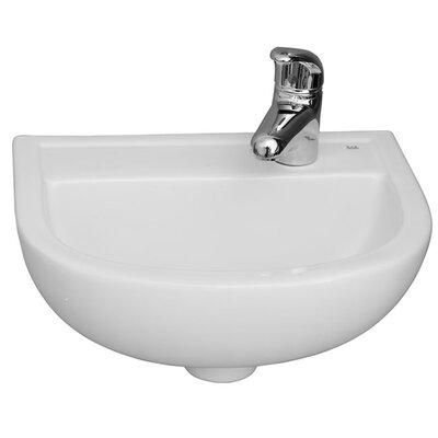 15 Wall Mounted Bathroom Sink