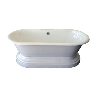 Duet 67 x 31 Soaking Bathtub