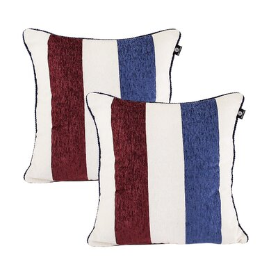 Home Decor Couch Sofa Pillow Cover Size: 18 x 18