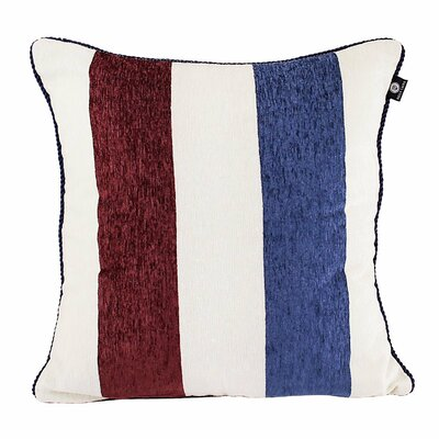 Home Decor Couch Pillow Cover Size: 18 x 18